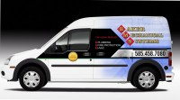 Eco-Friendly Service Fleet